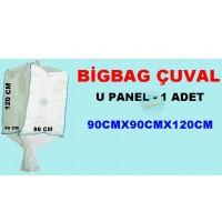 Bigbag Sack (90x90x120) 1 Piece