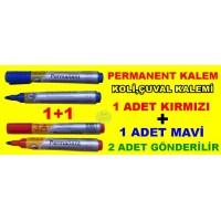 Permanent Kalem Koli Kalemi 2 Li Set