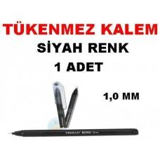 Pensan Tükenmez Kalem Büro 1 mm Siyah