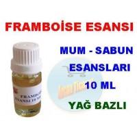 Esans - Framboise Esansı 10 ml Koku Frambogaz