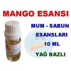 Esans - Mango Esansı 10 ml Koku Mum Sabun Esansı Kokusu