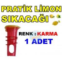 Kolay Limon Sıkacağı - Pratik Limon 1 Adet