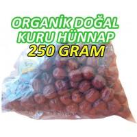 Organik Doğal Kuru Hünnap Meyvesi 250 GR