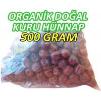 Organik Doğal Kuru Hünnap Meyvesi Jujube 500 GR