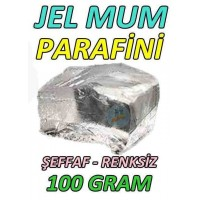 Gel Candle Paraffin 100 Gr