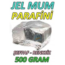Gel Candle Paraffin 500 Gr