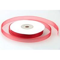 Organza Ribbons 1 Cm Red Ribbon