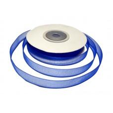 Organza Ribbons 1 Cm Blue Ribbon