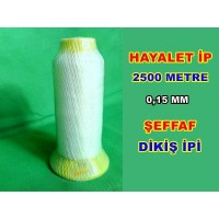 Fishing Line Ghost 2500 Meter Small Size